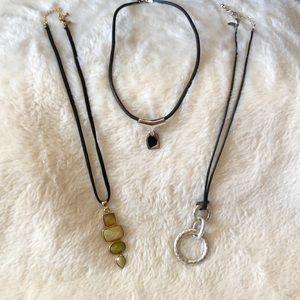 Lia Sophia Necklaces (All 3 for $8)